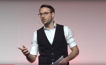 Stephan Rathgeber, TedX