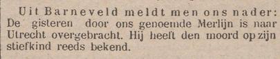 Het nieuws van den dag : kleine courant 26-03-1884