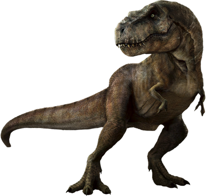 tyrannosaure detouré png pour illustration dinosaure