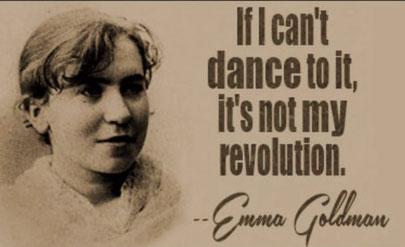 Anarkist og feminist Emma Goldman