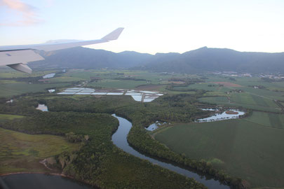 Arrivée sur Cairns - Queensland Australien