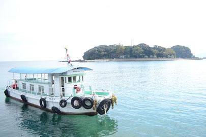 日蘭友好の原点となった臼杵市の黒島