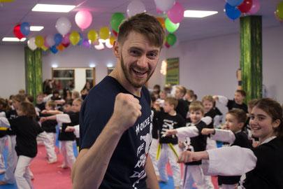 MMA Rheine, Taiji Dao, Kung Fu, Wing tsung Rheine, Kinder Sport, Kindersport Rheine