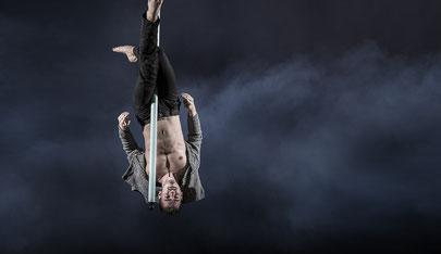 Pole Choreo - Ausdauer, Hirntraining, Flow, Bewegung, Gruppentraining, Vorarlberg, Pur Dance