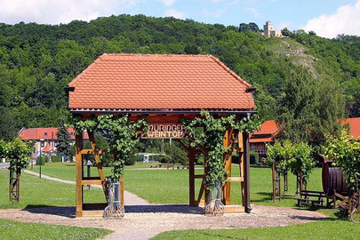Weintor Bad Sulza