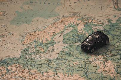 Spontaner Roadtrip gefällig?  Die Vorteile von Europa. (C) Foto: Pixabay/Pexels