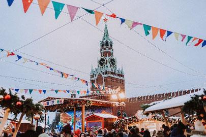 Wann Feiern Russen Weihnachten