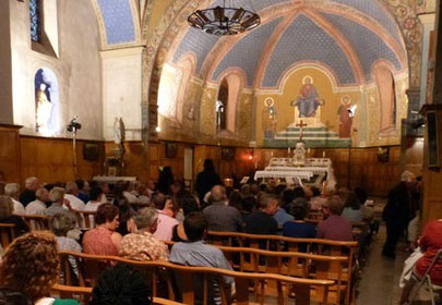L'église Saint Pierre Lasalle 30460