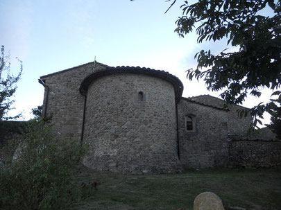 La Chapelle de Ste Croix de Caderle