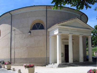 Le Temple de Lasalle 30460