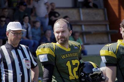 Stefan Schipflinger Wörgl Warriors American Football Quaterback Tirol Österreich footballmadeintyrol Regionalsport Sportbilder Sportfotos Sportberichte Sportnews Sportnachrichten