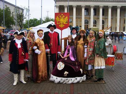 Участники театра
