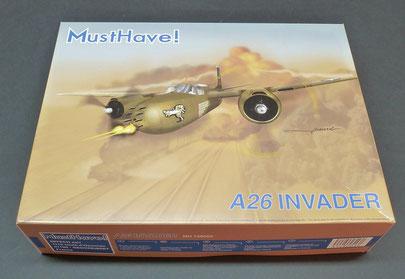 MustHave! Model A26 Invader