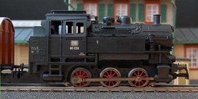 """Quelle Bild: """"Modeltrain2"""" von Wuzur - Eigenes Werk. Lizenziert unter CC BY-SA 3.0 über Wikimedia Commons - http://commons.wikimedia.org/wiki/File:Modeltrain2.jpg…"""