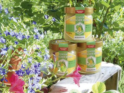 Honig aus der eigenen Imkerei - so schmeckt Rhede