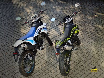 Motorrad-Center Dreispitz, F.B Mondial SMX 125i ABS