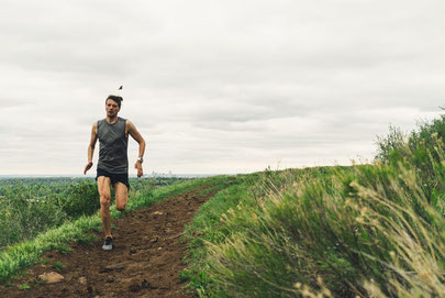 préparation physique trail running