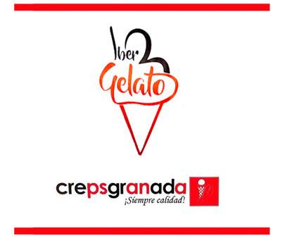 Logotipos de Heladerias Granada, artesanos en Atarfe