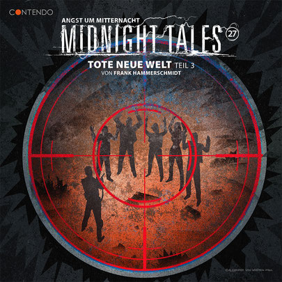 CD-Cover Midnight Tales - Folge 27