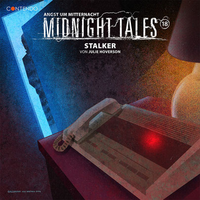 CD-Cover Midnight Tales - Folge 18 - Stalker