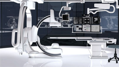 Herzkatheter | Angiografie
