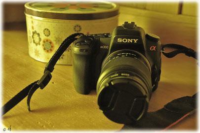 Die Sony Alpha 300