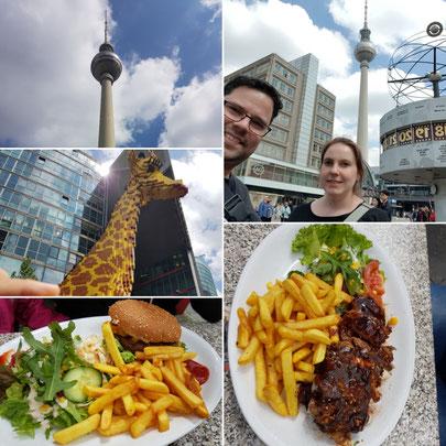 Der erste Tag Berlin mit Sehenswürdigkeiten
