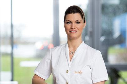 Inhaberin Victoria Zimmermann, Babor Excellence Institut, MY BEAUTY ISLAND, Speyer, Kosmetikerin