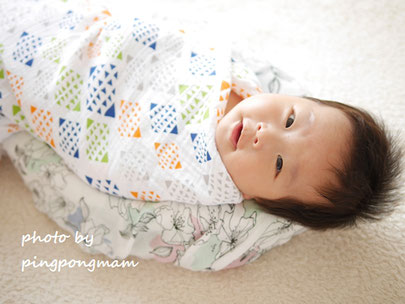 赤ちゃんのリラクゼーション