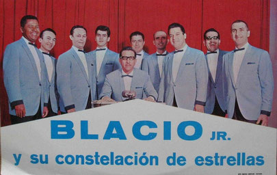 Orquesta de Blacio Junior, Ecuador.