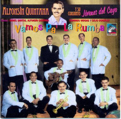 """Tumbao No. TCD 082, """"Los Jóvenes del Cayo""""."""