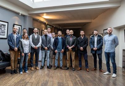 Das Juroren-Team von 2021