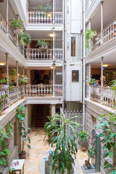 Hotel Restaurant Atrium Blume Baden Food Delights Webseite