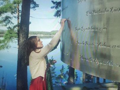 "Szene aus dem Film ""Generation Utøya"""