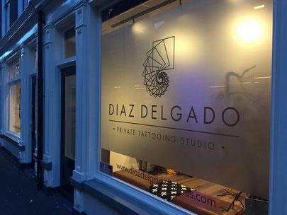 Diaz Delgado Tattoos De Website Van Diaz Delgado Tattoos