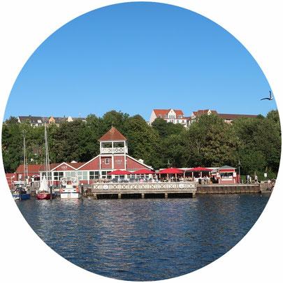 Flensburg beach speisekarte club Rocky Beach