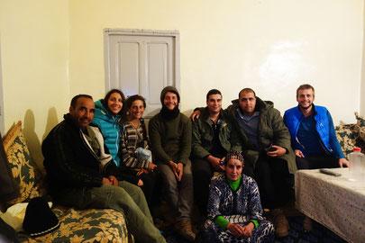 Refuge forestier Maroc