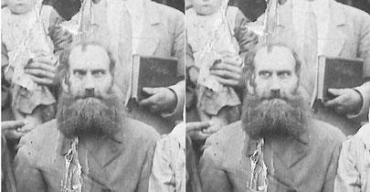 Реставрация фотографий. Нажмите на фото для увеличения изображения