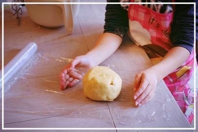 koekjes deeg maken