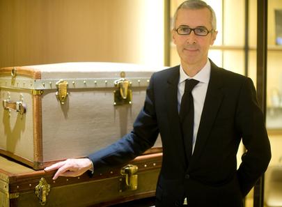 Guillaume david président directeur general moynat malle
