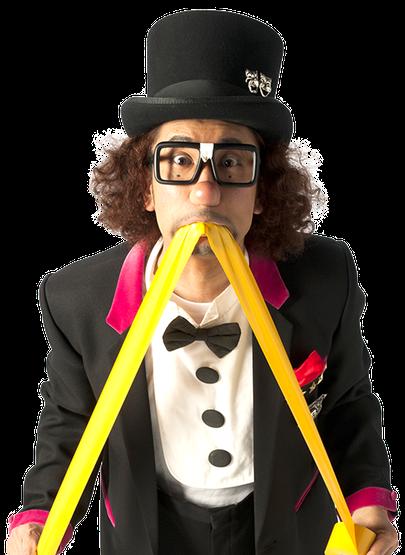 about bingo the clown ビンゴ クラウン(ピエロ)