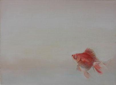 「想」P8 油彩・アクリル・キャンバス