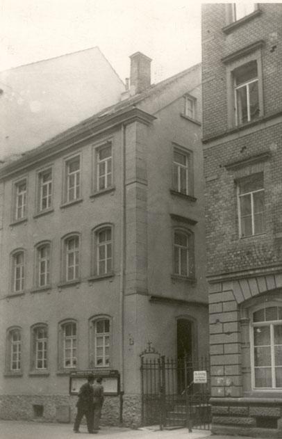 SPD-Büro Schrammstraße 10 in Schweinfurt