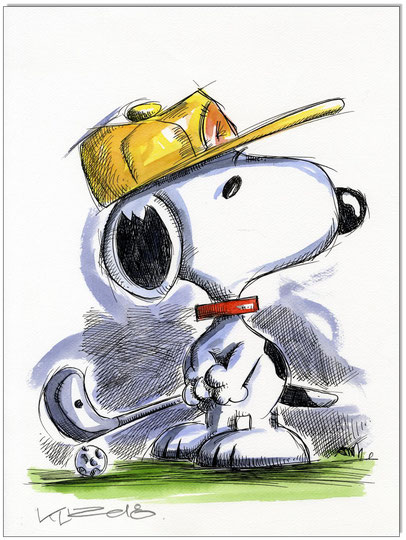 Snoopy Golf II