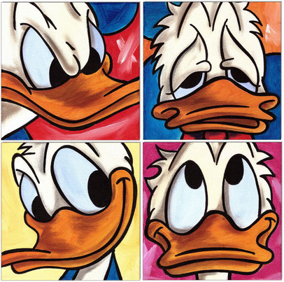 Donald Faces II