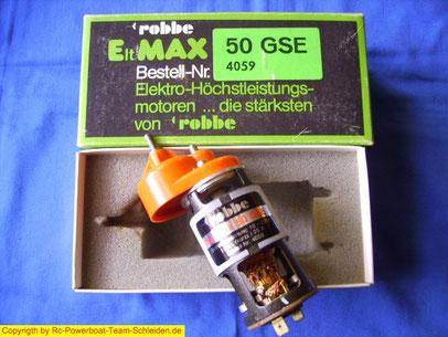 Hier noch ein Schachtelneuer Elt Max 50GSE.