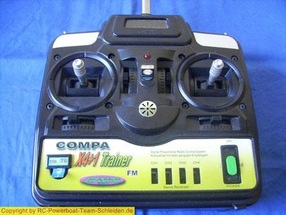 Jamara Compa X4+1 Trainer
