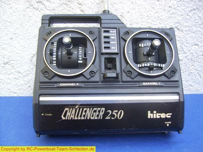 Hitec Challanger 250