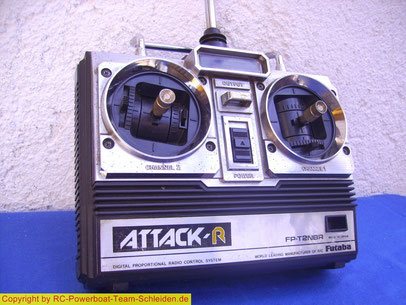 Robbe Attack-R FP-T2NBR
