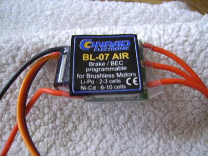 Conrad BL-07 Air